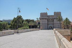Serranos' Towers