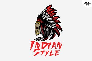 INDIAN Vector Logo