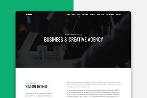 Vinno - Multipurpose Business & Corp