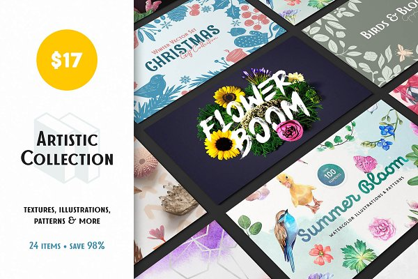 Ultimate Chic Artistic Bundle