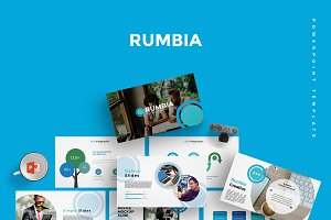 Rumbia - Powerpoint Template