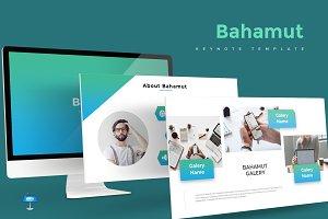 Bahamut - Keynote Template