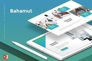 Bahamut - Powerpoint Template