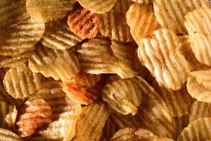Potato Chip Detail