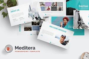 Meditera - Powerpoint Template