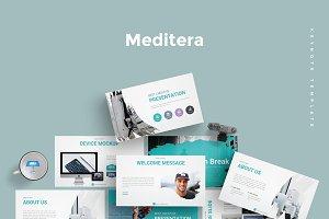 Meditera - Keynote Template