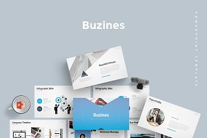Buzines - Powerpoint Template