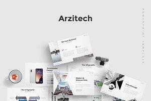 Arzitech - Powerpoint Template