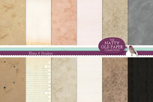 Worn Paper & Texures Sample Pack
