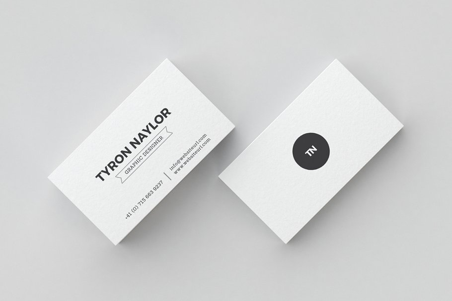 Minimal business card template 66 business card templates minimal business card template 66 business card templates creative market pro fbccfo Image collections