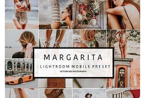 Mobile Lightroom Preset MARGARITA