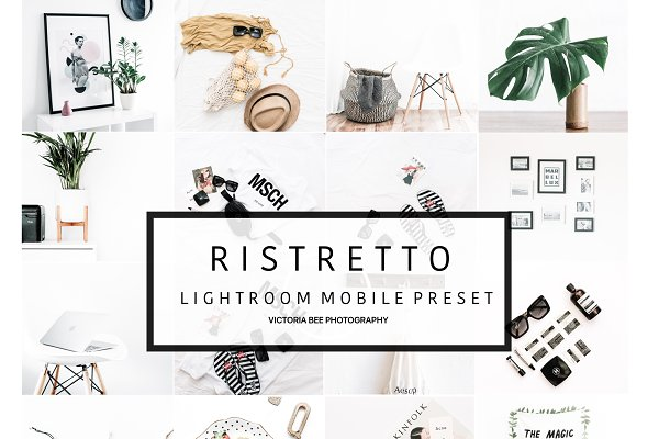 Mobile Lightroom Preset RISTRETTO