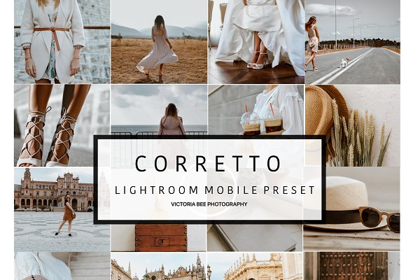 Mobile Lightroom Preset Corretto