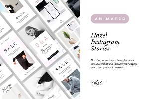 Hazel - ANIMATED STORIES