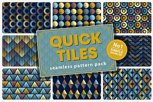 Quick Tiles - Engraved Patterns