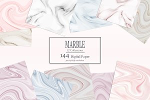 Marble Textures 12 Collections