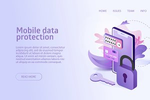 Data protection mobile business