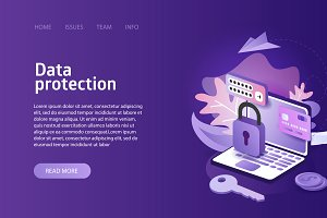 Data protection online security