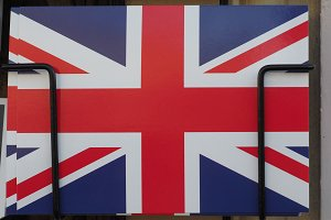 flag of the United Kingdom (UK) aka