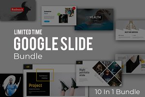 10 In 1 Google Slide Bundle