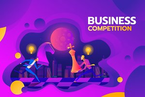 Concept of business competition