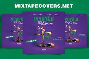 Profits and Losses mixtape cover