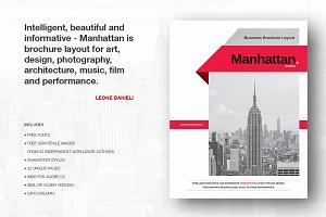 Manhattan Business Brochure