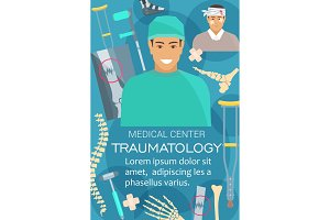 Traumatology medical clinic