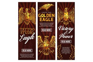 Golden eagle tattoo studio