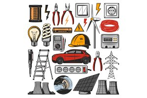 Electricity and electric tools