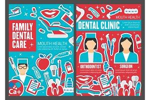 Dental clinic doctors, dentistry