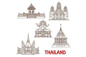Thailand Samui temples landmarks