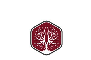 Natural Beauty Tree Logo