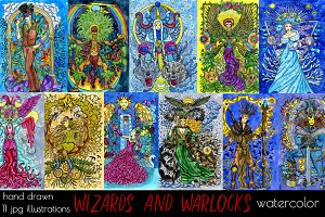 Magicians set