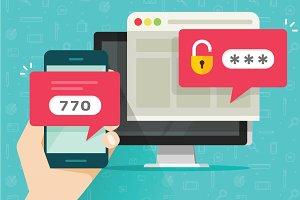 Login Password Authentication