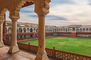 Agra Red fort gallery