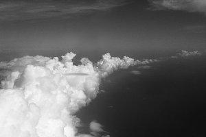 Moody Skies Sky Bridge Clouds