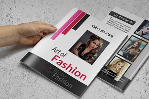 Fashion Business Brochure