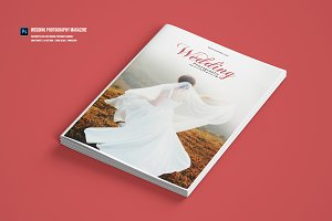 Wedding Photography Magazine V01