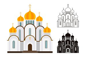 Orthodox church buildings