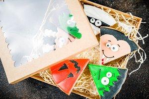 Creative Halloween cookies