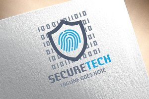 Security Technology Logo