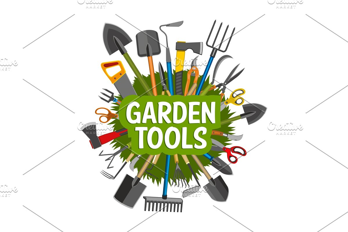 Gardening Tools Equipment