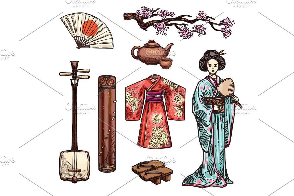 Symbols of Japan, japanese culture