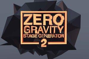 Zero Gravity Stage Generator V2