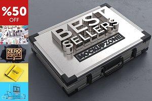 Best Sellers Bundle Mockupzone