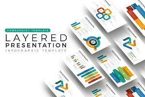 Layered Presentation - Infographic