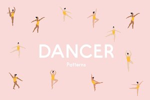 20% Off Dancer Patterns