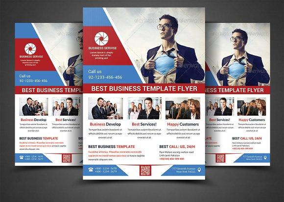 Corporate Flyer Print Templates