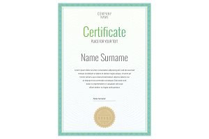Certificate254